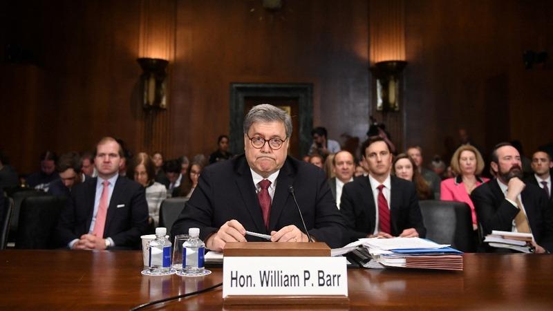 Democrats move toward citing Barr for contempt