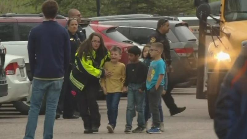 'Multiple' students hurt in Colorado school shooting