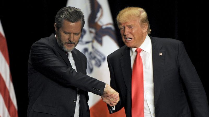 Trump fixer Cohen says he fixed Falwell racy pics