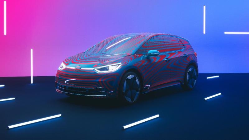 VW vs Tesla: New ID model amps up rivalry