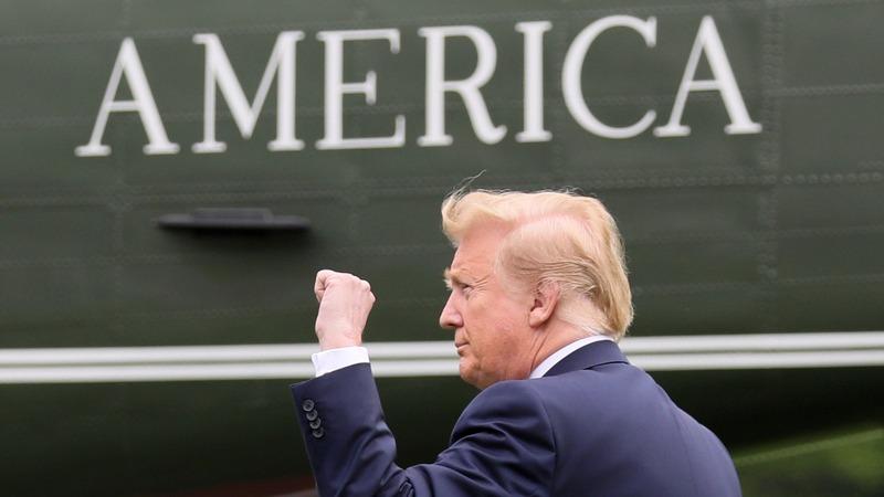 U.S. slaps new sanctions on Iran amid tensions
