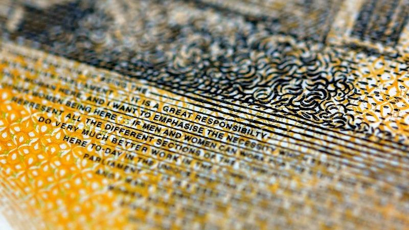 Australia prints millions of typos on its $50 bill