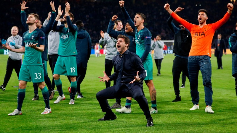The price of a soccer shock: Ajax shares slump