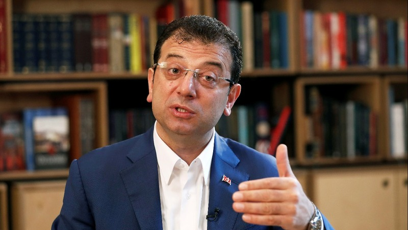 Ousted Istanbul mayor believes he'll win again