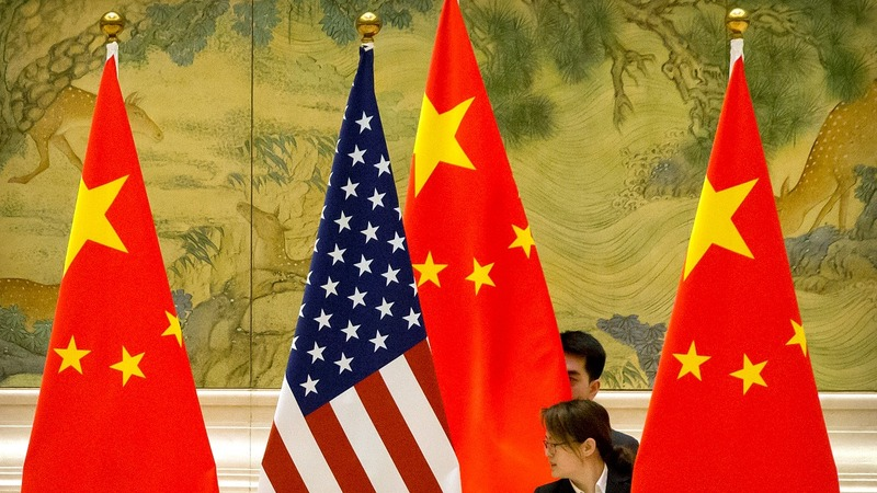 US and China in make-or-break trade talks