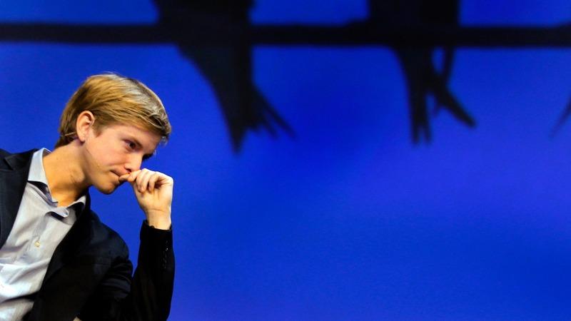 Co-founder says Facebook should be broken up