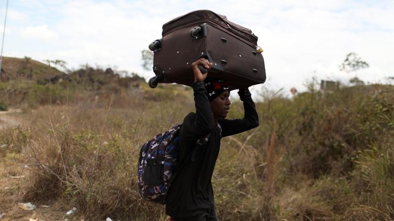 Venezuela opens Brazil border as migrants found other routes