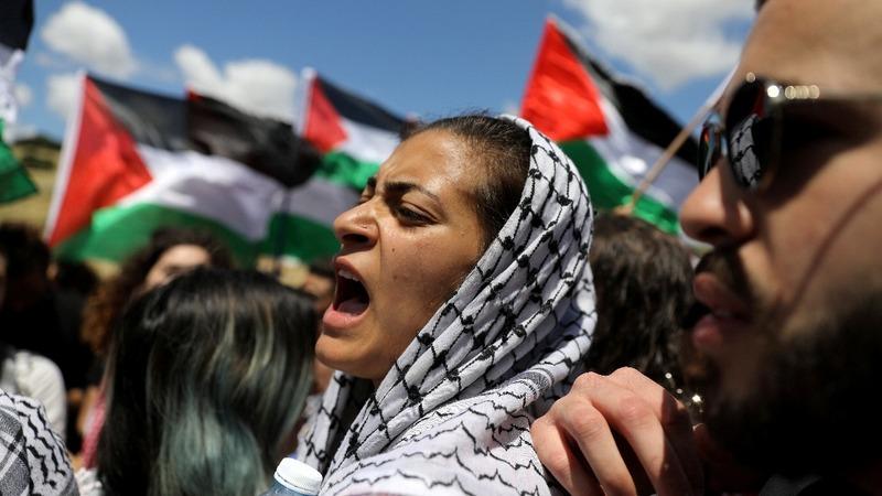 Israel's Arab minority embrace Palestinian identity