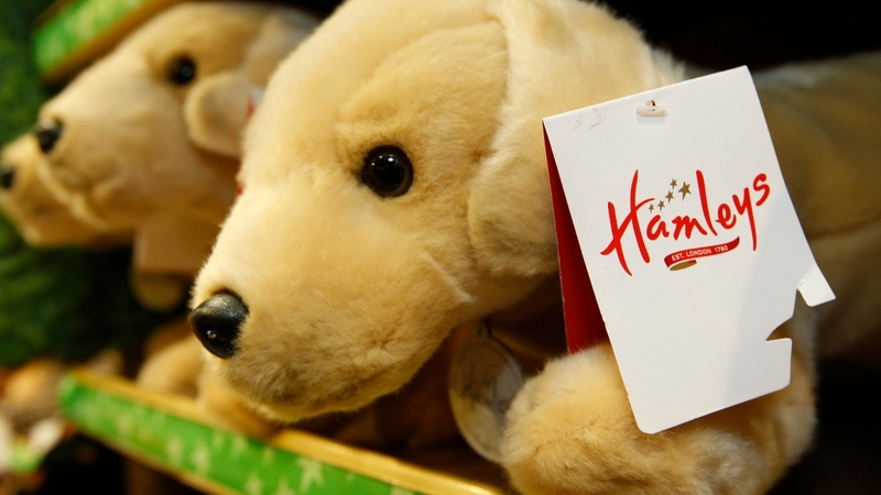 Toy store Hamleys snapped up by Indian oil firm
