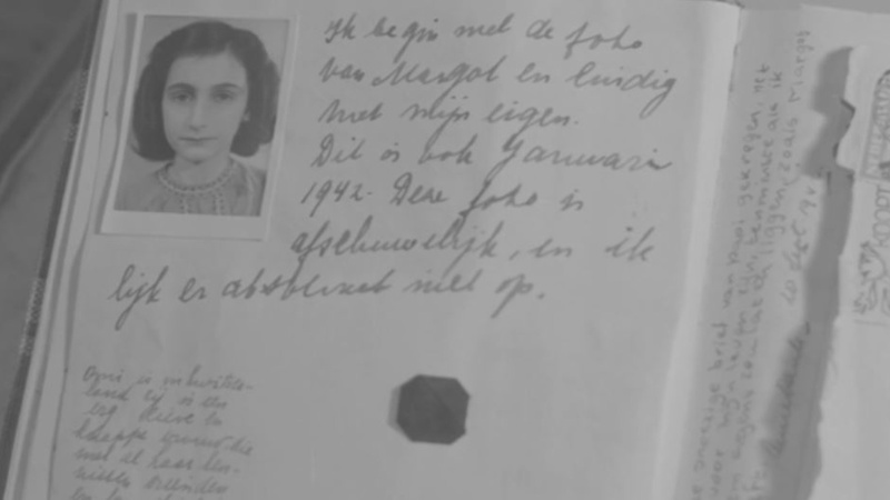 New version of Anne Frank's diary could be original