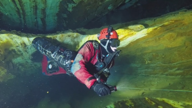 Czechs unveil 3D cave mapping technology