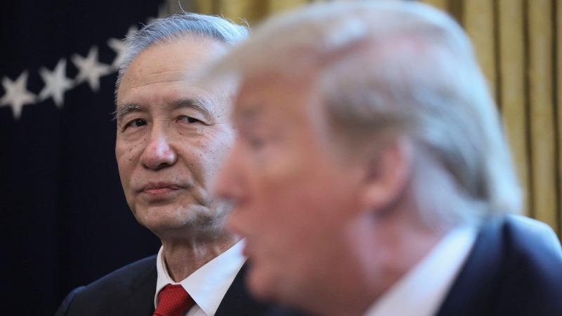 China won't swallow 'bitter fruit' in U.S. trade war