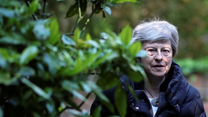 Pressure on May mounts as party slumps in poll