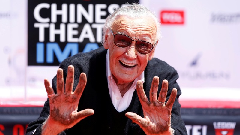 Stan Lee's ex-manager charged with elder abuse