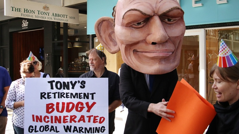 """Time's up Tony"": the tide shifts in Australia"