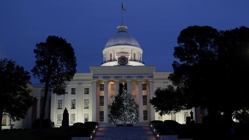 Alabama Senate to vote on bill banning abortion