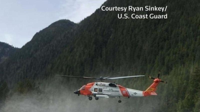 Death toll from Alaska planes crash rises to six