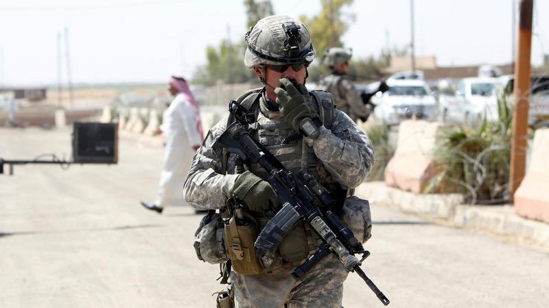 U.S. pulls staff from Iraq amid tensions with Iran