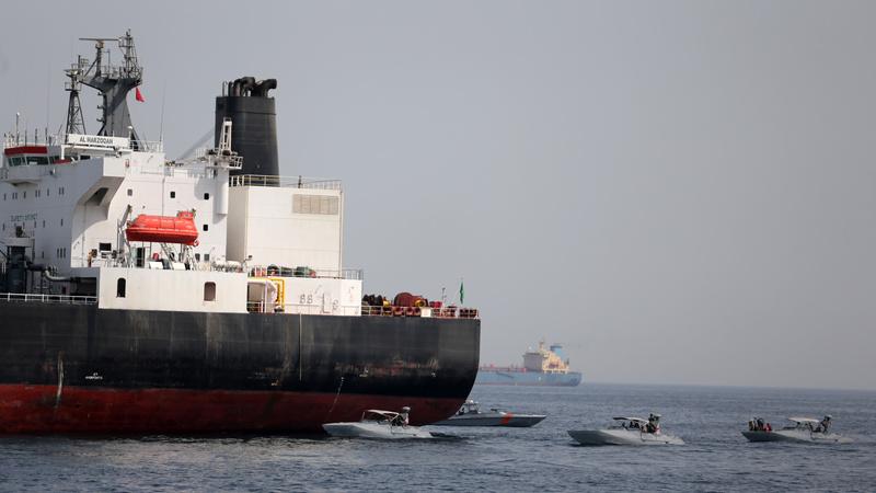 U.S. believes Iran encouraged tanker attacks - sources