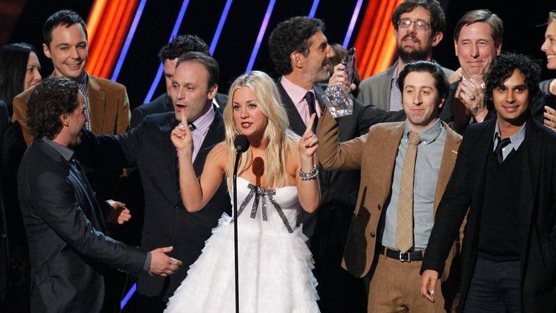'The Big Bang Theory' goes dark after 12 seasons