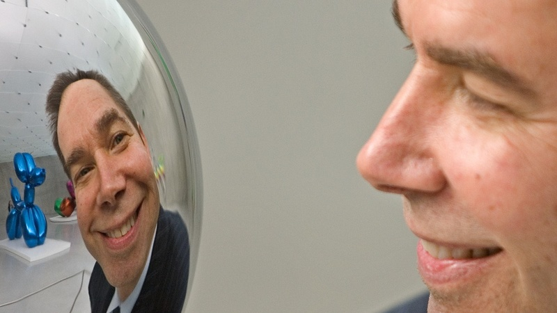 Jeff Koons' shiny 'Rabbit' sells for world record