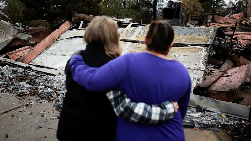 PG&E lines caused deadly Camp Fire: officials