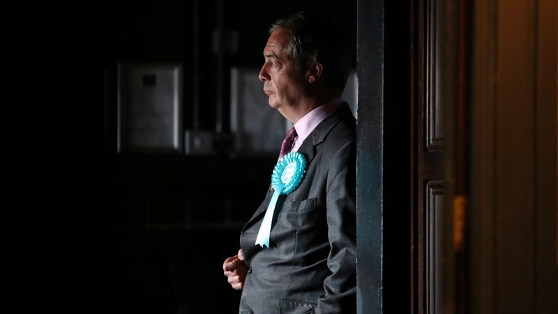 Farage eyes European election and beyond