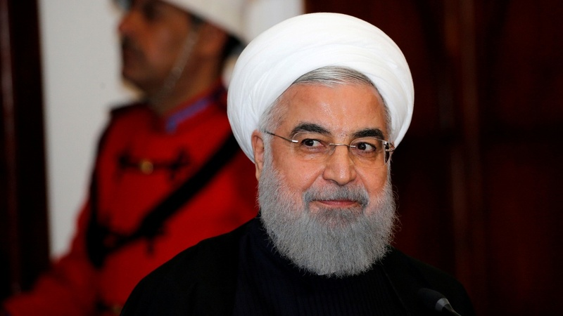 Hardliners target Iran's president as U.S. pressure grows