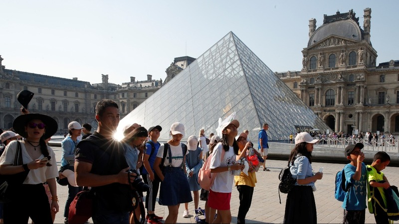 Renowned architect I M  Pei dead at 102: NYT - Reuters TV