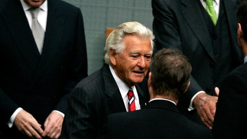 Former Australian leader dies on eve of election