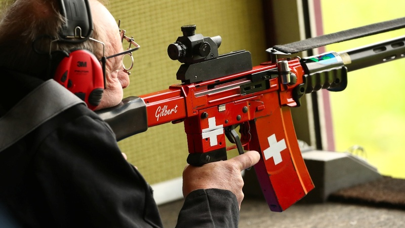 Switzerland votes for tighter gun controls