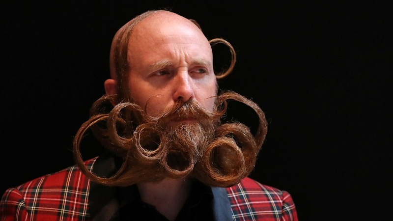 INSIGHT: Facial hair competes for world title
