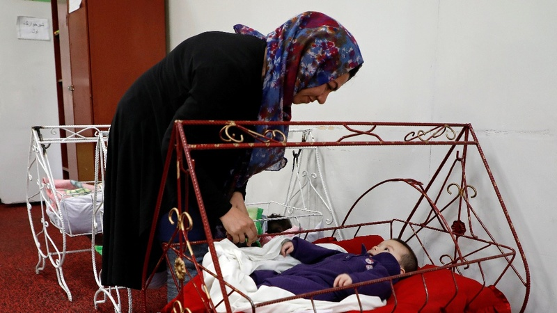 Afghan women still face perils at work and home