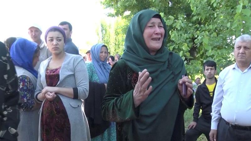 Tajikistan blames Islamic State for prison riot