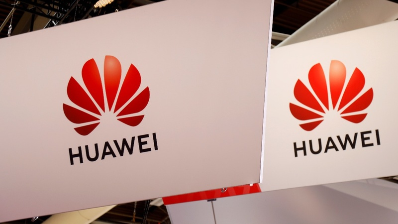 Tech stocks drop after U.S. cracks down on Huawei
