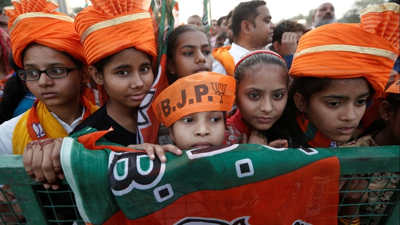 India prepares for Modi return after exit polls