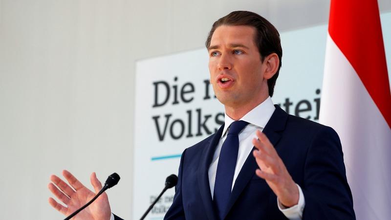 Austria's Kurz seeks to oust far-right minister