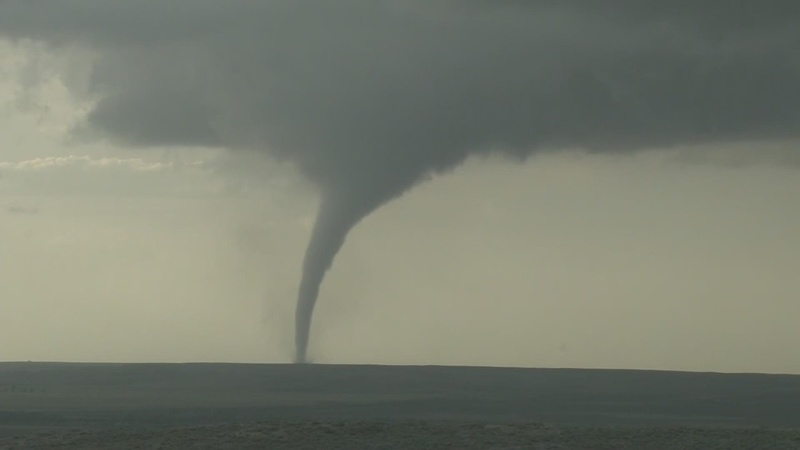 Violent tornado outbreak threatens TX, OK