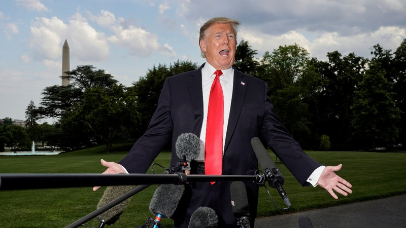 Trump appeals ruling on his financial records