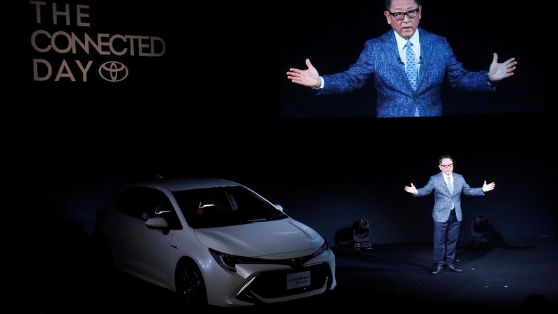 Toyota strikes delicate U.S.-China balance