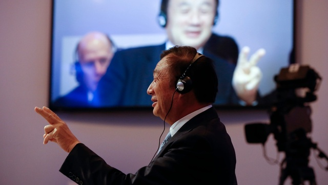 The U.S. is underestimating Huawei, says founder