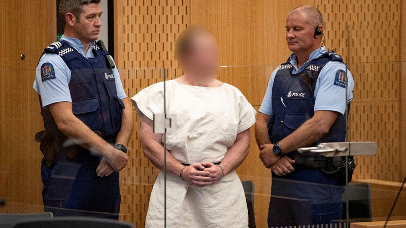 Terror charge filed over NZ mosque shootings