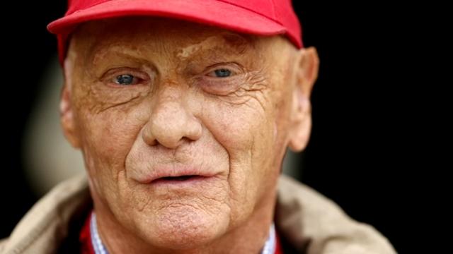 F1 legend Niki Lauda dies aged 70