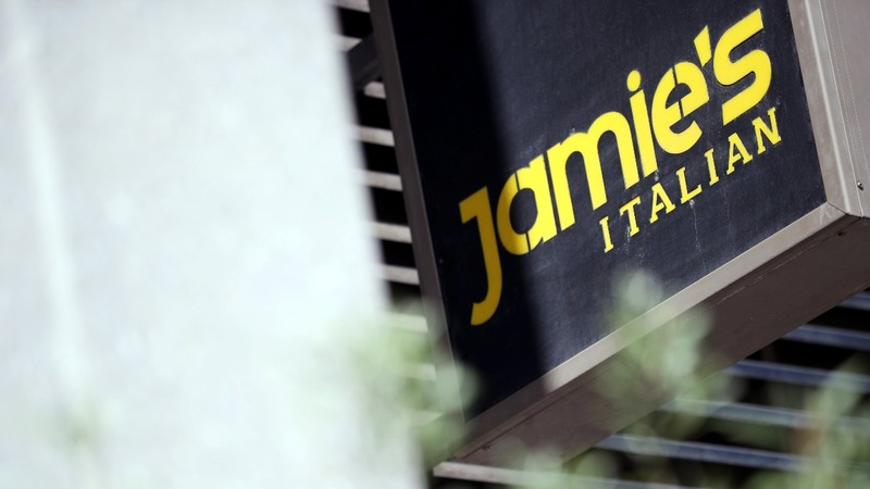 Jamie Oliver's UK restaurants go bankrupt