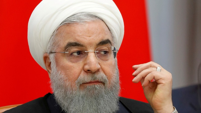 This is no time for talking, Tehran tells U.S.