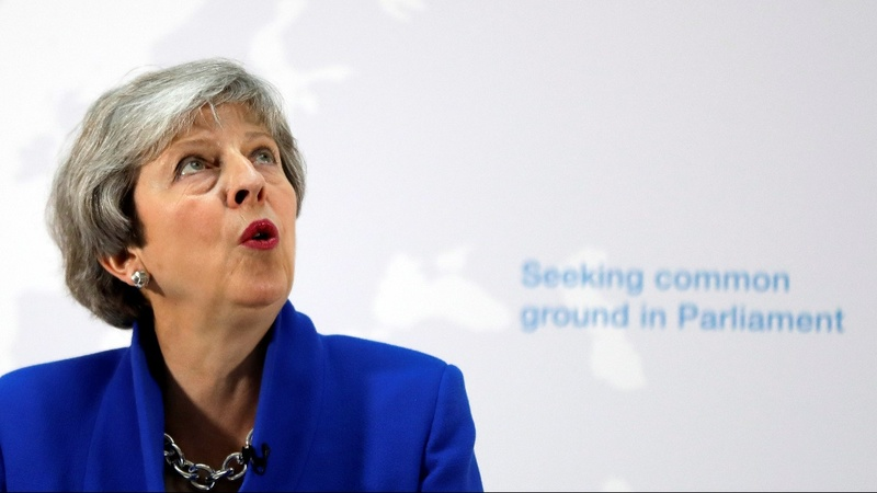 May puts second Brexit referendum to parliament