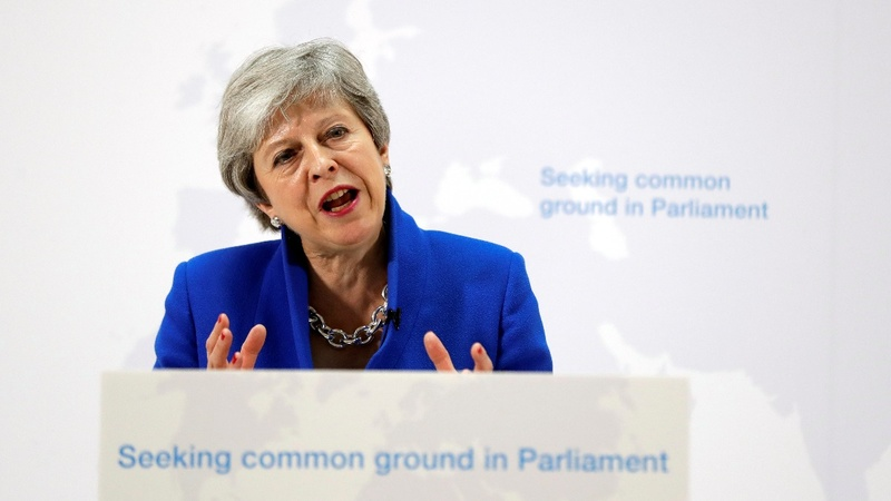 May's Brexit gambit fails, resignation calls grow
