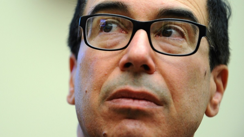 Mnuchin clashes with House Dems over I.R.S. memo