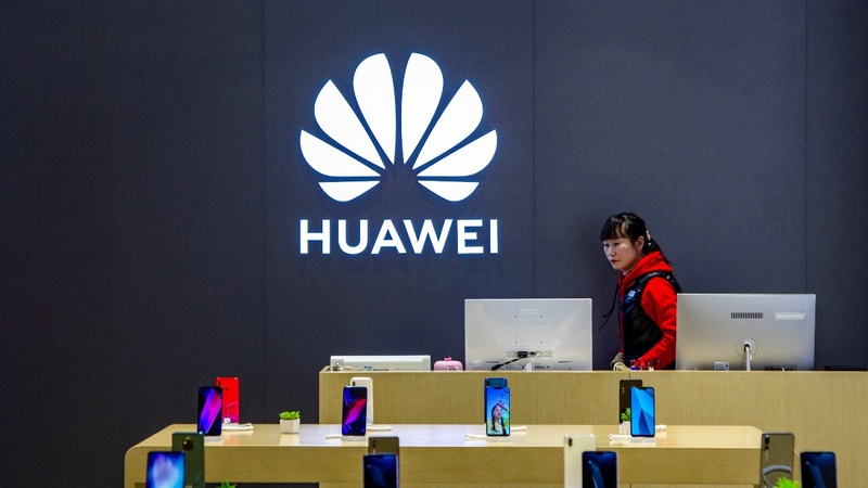Chip supplier halts deal, fresh blow for Huawei