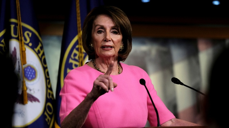 Trump-Pelosi war of words scales new heights